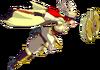 Tsubaki Yayoi (Continuum Shift, Sprite, 236A,B,C,D)