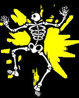 Valkenhayn R. Hellsing (Sprite, electrocuted, human)