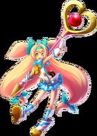 Platinum the Trinity (Chronophantasma, Character Select Artwork)