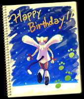 Taokaka (Birthday Illustration, 2013)