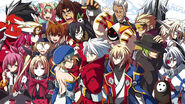 BlazBlue Alter Memory End Card 12