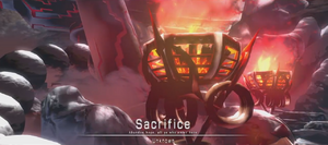Sacrifice (Stage)