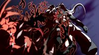 Arakune (Calamity Trigger, Story Mode Illustration, 2)