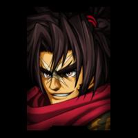Bang Shishigami (Calamity Trigger, Portrait)