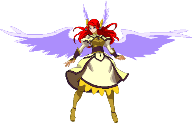 File:Tsubaki Yayoi (Sprite, Astral Heat suit).png