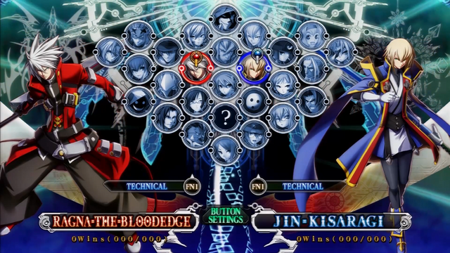 File:BlazBlue Chronophantasma (Character Select Screen, Tokyo Game Show 2013).png