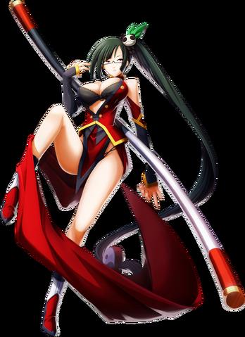 File:Litchi Faye-Ling (Chronophantasma, Character Select Artwork).png