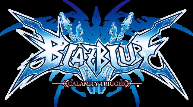 File:BlazBlue Calamity Trigger (Logo).png