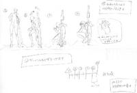 Jin Kisaragi (Concept Artwork, 10)