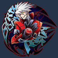 Ragna the Bloodedge (Birthday Illustration, 2012, 03)