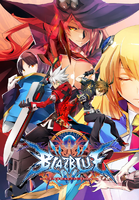 BlazBlue Centralfiction (Arcade Poster, Act I)