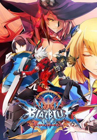 File:BlazBlue Centralfiction (Arcade Poster, Act I).png