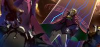 Relius Clover (Continuum Shift II, Arcade Mode Illustration, 3)