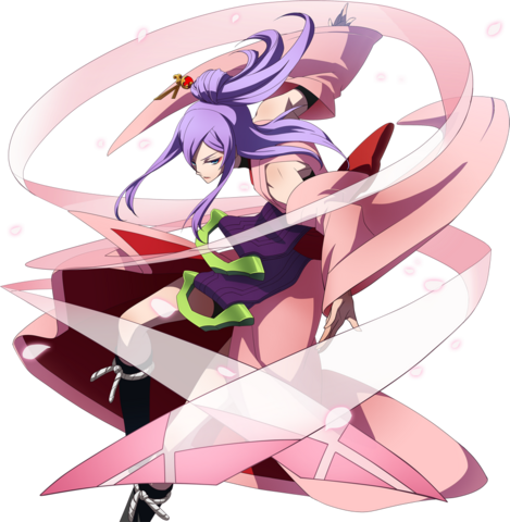 File:Amane Nishiki (Story Mode Artwork, Pre Battle).png