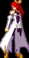 Izayoi (Sprite, Pre Battle outfit)