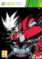 BlazBlue Continuum Shift Extend (European Cover)