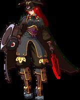 Tsubaki Yayoi (Chronophantasma, Sprite)