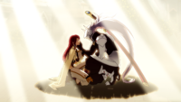 Hakumen (Continuum Shift, Story Mode Illustration, 2)