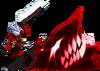 Ragna the Bloodedge (Continuum Shift, Sprite, 214D)