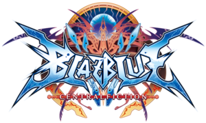 BlazBlue Centralfiction (Logo)