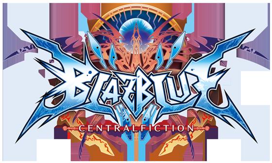 File:BlazBlue Centralfiction (Logo).png