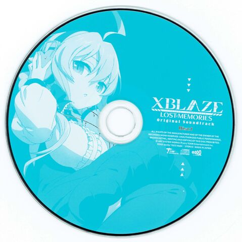 File:XBlaze – Lost Memories Original Soundtrack (Disc, 1).jpg