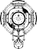 Iron Tager (Emblem, Crest)