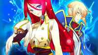 BlazBlue Alter Memory End Card 09