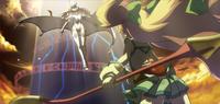 Platinum the Trinity (Continuum Shift II, Arcade Mode Illustration, 2)