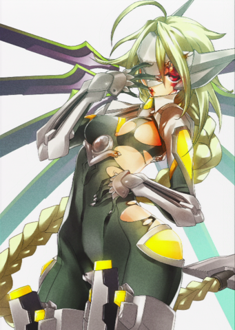 File:BlazBlue Chronophantasma Story Maniacs Material Collection II (Illustration, 21).png