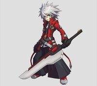 Ragna the Bloodedge (Lost Saga, Artwork, Male)