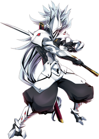 File:Hakumen (Centralfiction, Character Select Artwork).png
