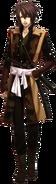 Okita Souji png3 by mhdaisuki