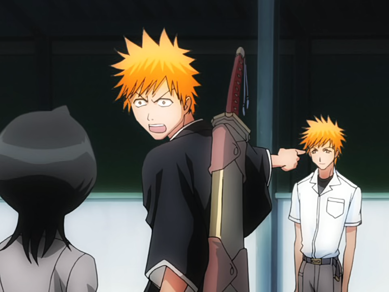 Agent of the Shinigami arc