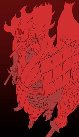 Image - Susanoo perfect form uchiha madara by mozetto ...