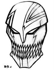 Midoriko Hollow Mask