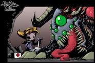 Minnie and the Beast by bleedman