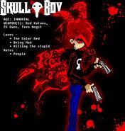 DA ID Skull Boy by skull boy666