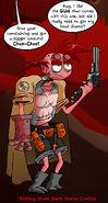 Hellboy costume by skull boy666-d5k3x3s