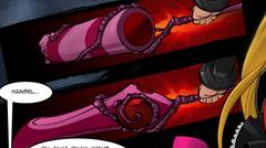 Lollypop blade
