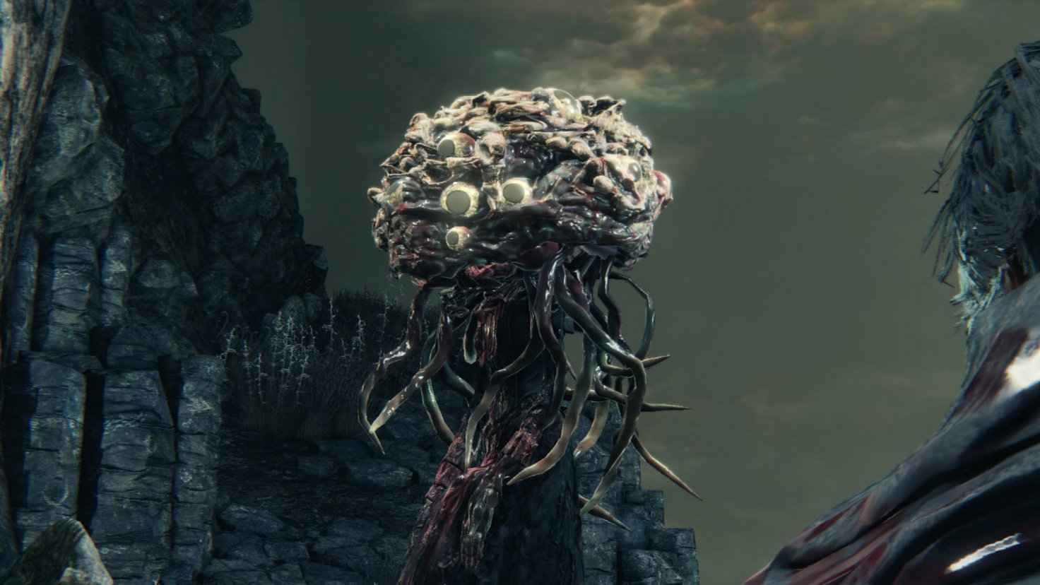 bloodborne might be the scariest game ever open spoilers rttp