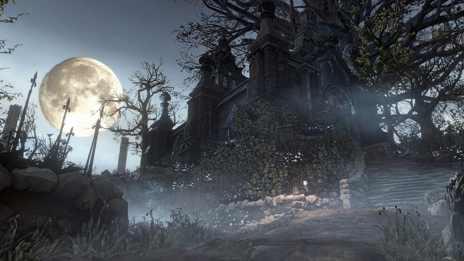 Hunter 39 s dream bloodborne wiki fandom powered by wikia - The home hunter ...