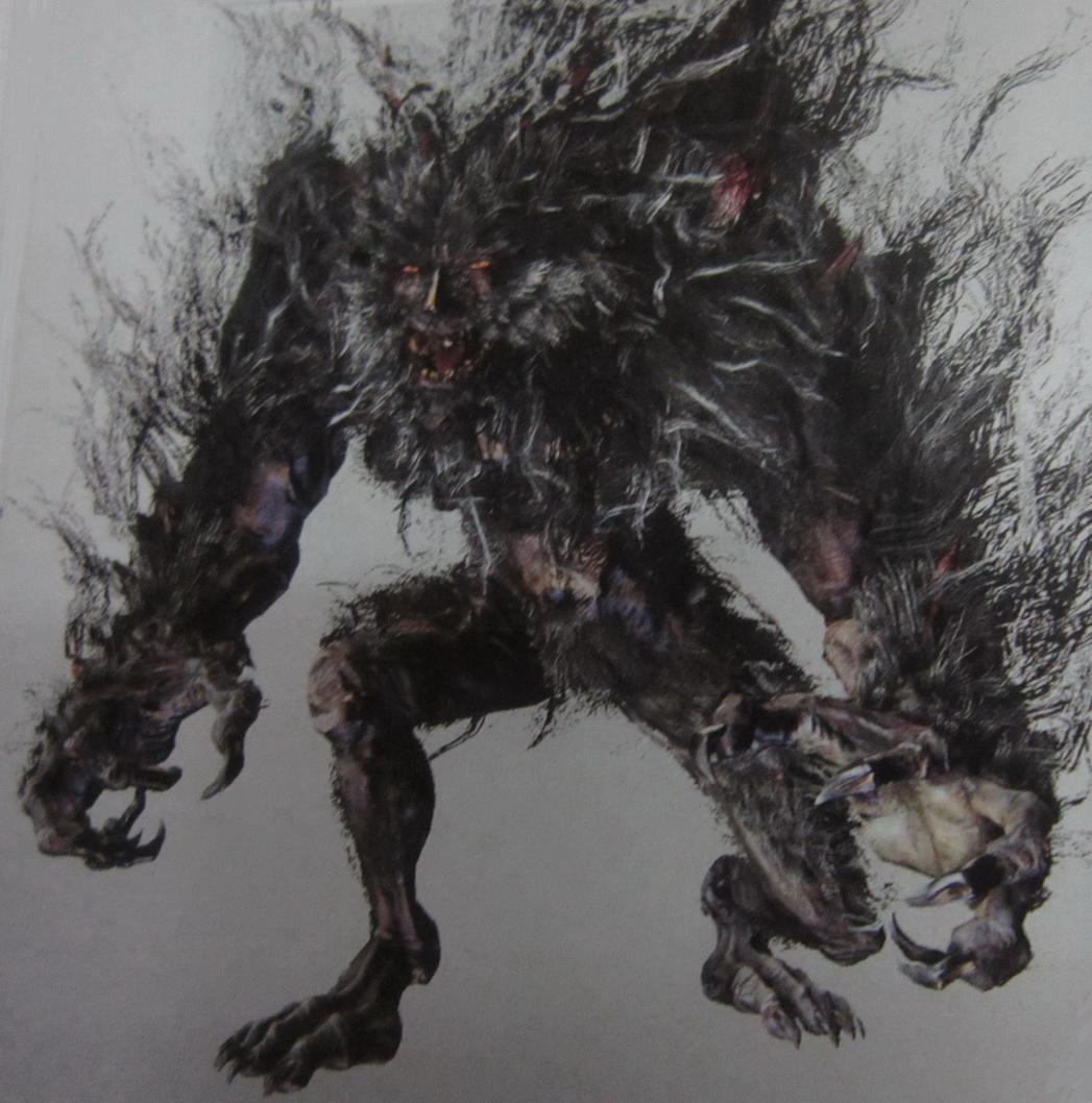Abhorrent Beast Bloodborne Wiki Fandom Powered By Wikia