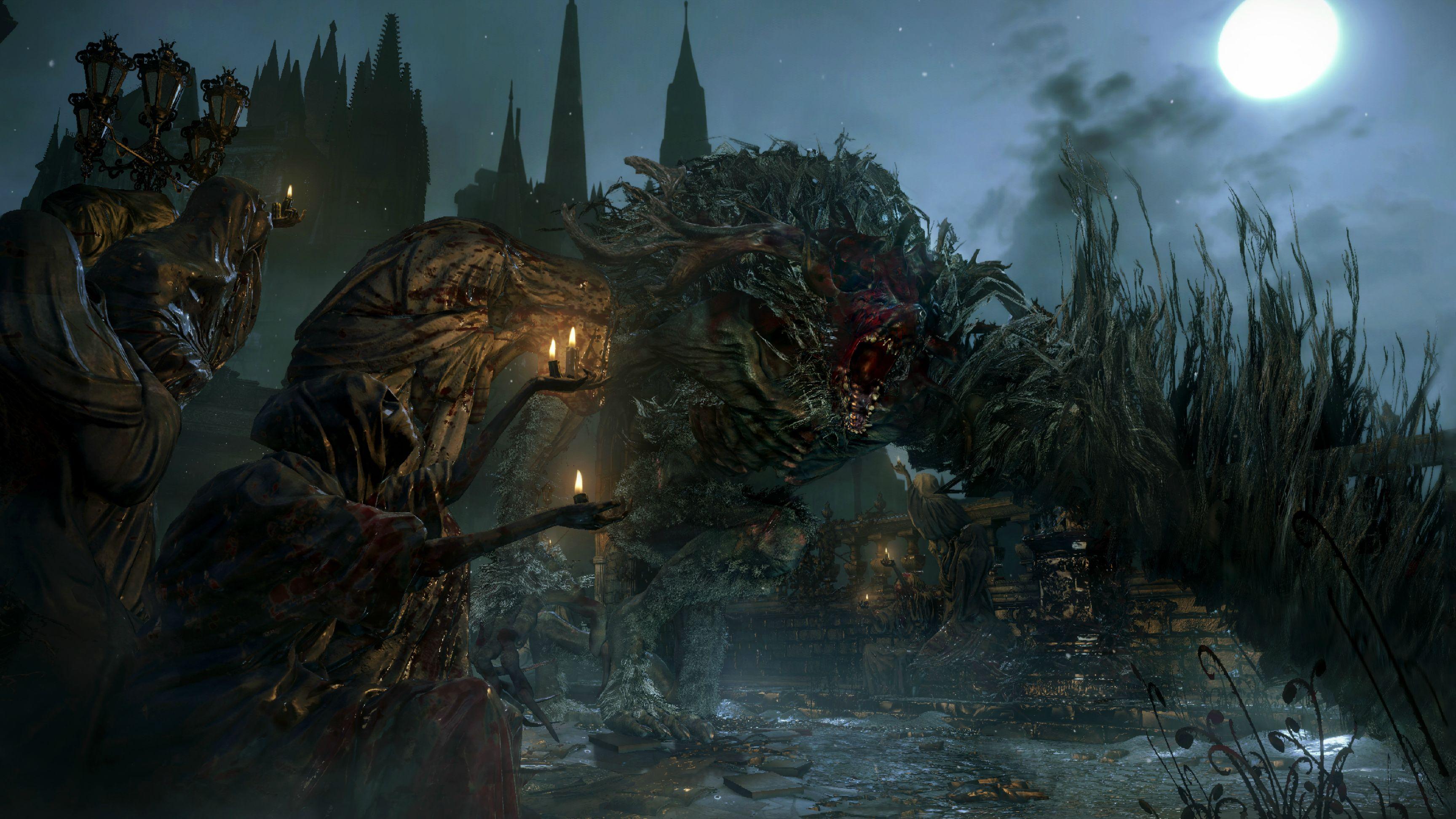Cleric Beast - Bloodborne by Dei-d on DeviantArt
