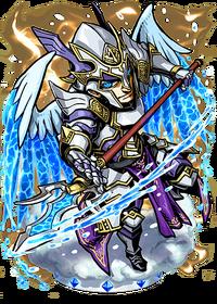 Sachiel, Angel of Water II Figure