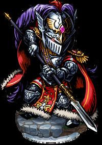 Wledic, Guard Captain II Figure