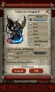 Fafnir, Fire Dragon II Evolution