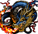 Blue Dragon/Boss