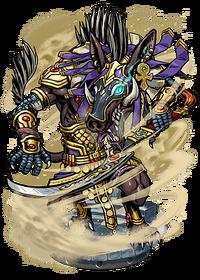 Set, God of the Sands II Figure