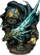 Badrigo, Crystal Swordsman Figure
